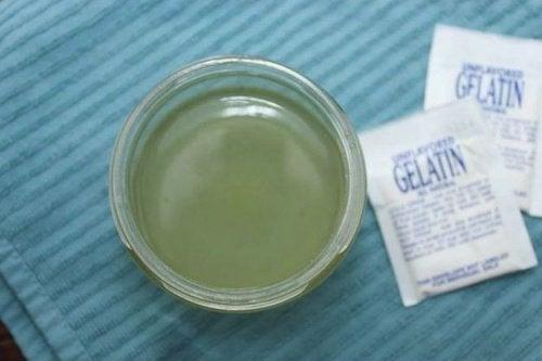 pentru dureri articulare cum se utilizează gelatina