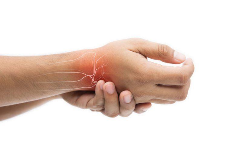 artroza intervertebrală s-a dezvoltat durerea articulară