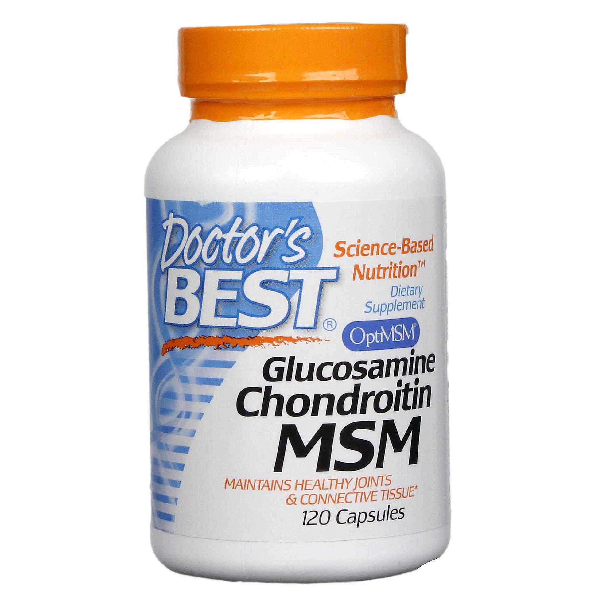 capsule de glucozamină și condroitină Preț
