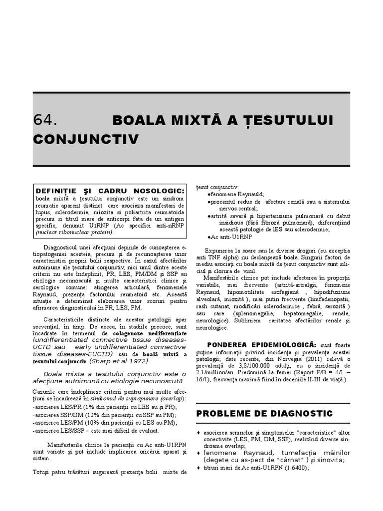 A.P.A.A. - Colagenoza mixta