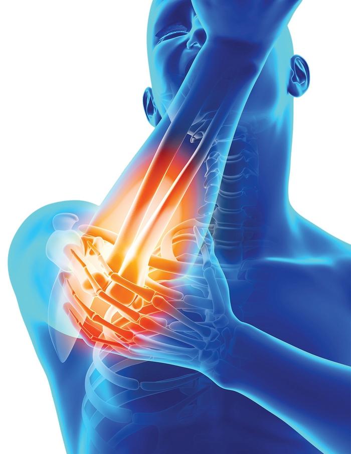 teste de durere articulară