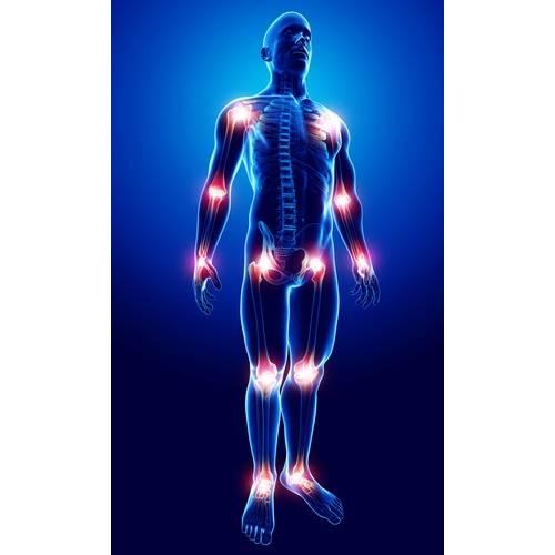 dureri articulare după bazin