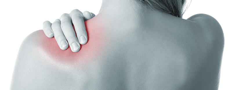 durere în articulația umărului atunci când mișcați brațul