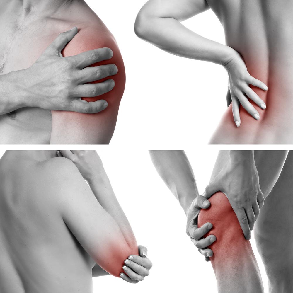 inflamația articulațiilor musculare