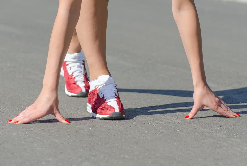durere la gleznă în timpul alergării