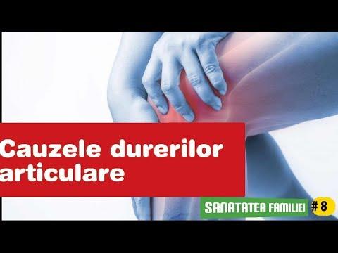 durere în interiorul genunchiului