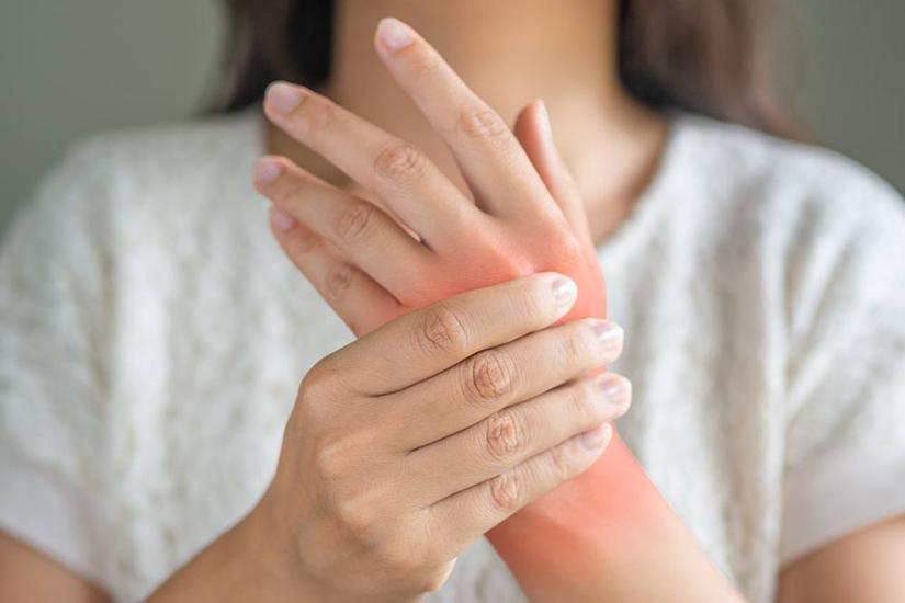 inflamație ascuțită a genunchiului