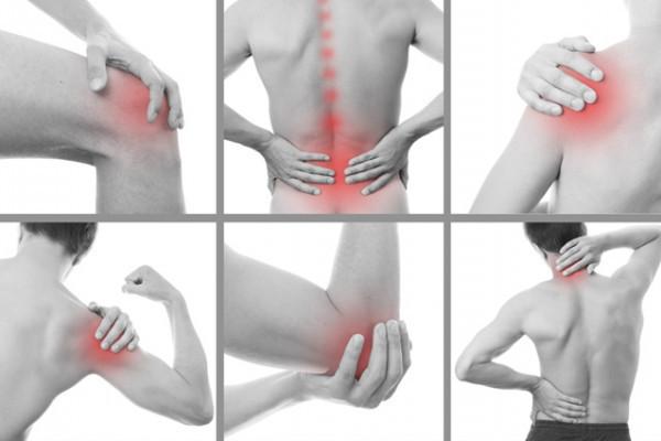 Rosii cu artroza genunchiului