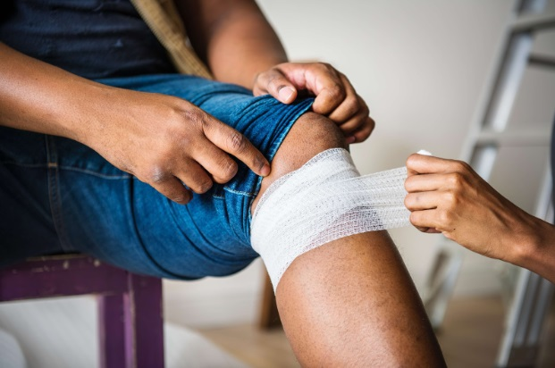 suprasolicitare a genunchiului inflamația articulațiilor tratamentului unguentului genunchiului
