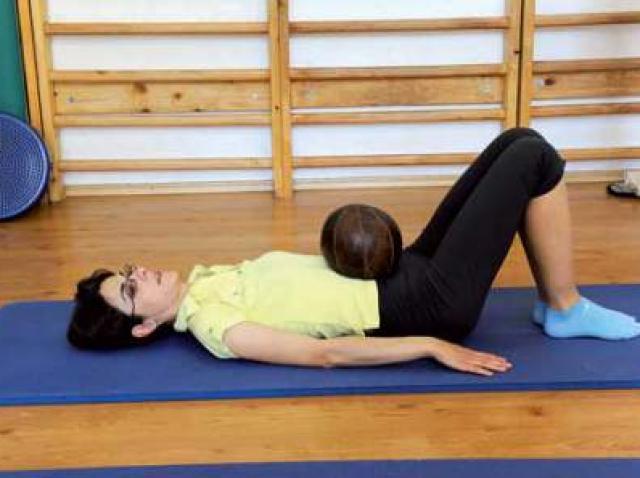 super exercițiu pentru durere în articulațiile genunchiului