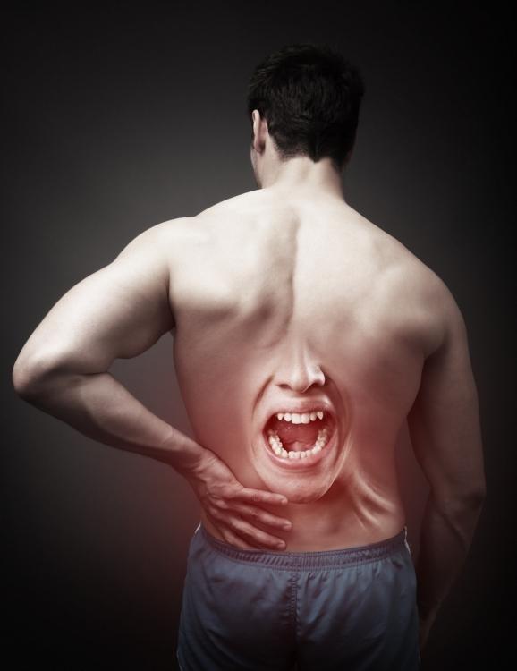 durere de hernie dintr-o hernie