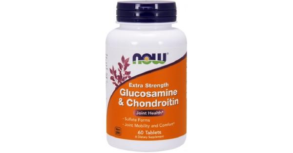 când să luați glucosamină condroitină