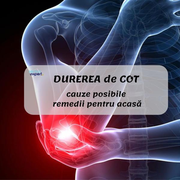 dureri de cot cu traumatisme hipotermie și durere în articulații