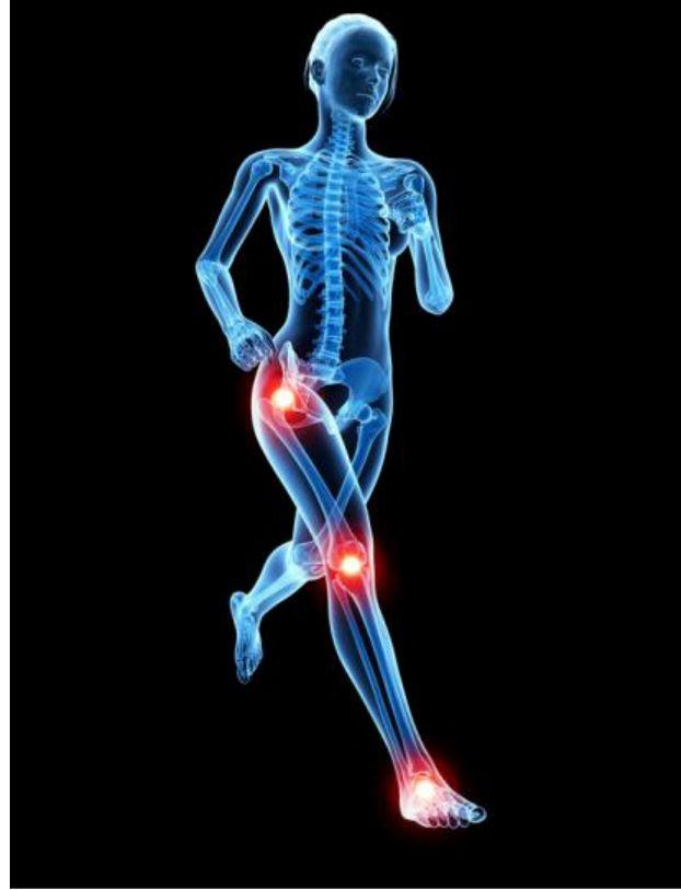 dureri rătăcitoare în articulații și coloană vertebrală