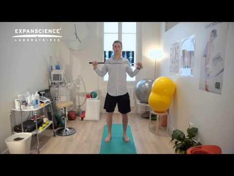 exercițiu pentru tratarea artrozei genunchiului