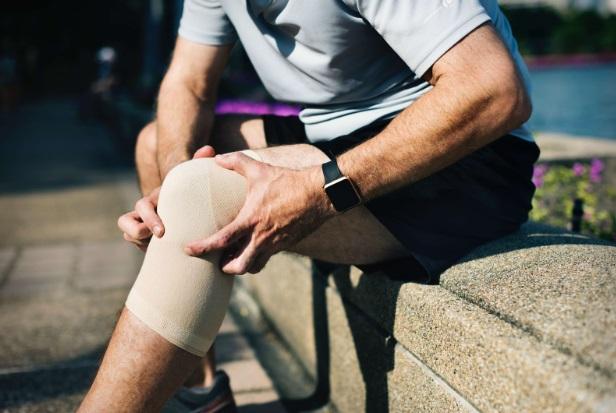 inflamația genunchiului bile articulare