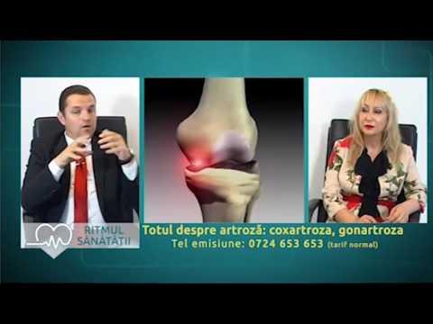 tratamentul artrozei articulației șoldului 2-3 grade