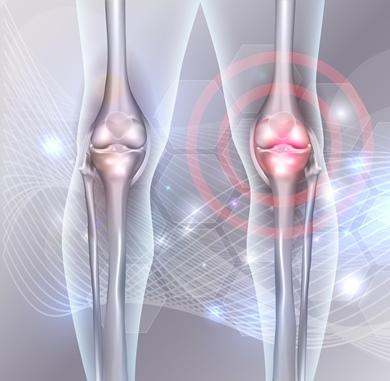 comprimați-vă pe genunchi pentru dureri articulare
