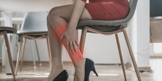 Senzație de arsură în genunchi și glezne, alte